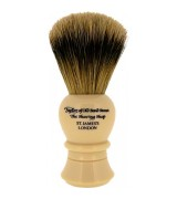 Taylor of Old Bond Street Super Badger Shaving Brush medium Ivory