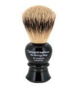 Taylor of Old Bond Street Super Badger Shaving Brush small/medium black