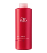 Wella Care³ Brilliance Conditioner 1000 ml (Feines/Normales/Coloriertes Haar)