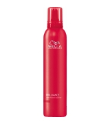 Wella Care³ Brilliance Leave in Mousse 200 ml (Coloriertes Haar)