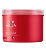 Wella Care³ Brilliance Mask 500 ml (Kräftiges/Coloriertes Haar)