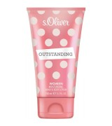 s.Oliver Outstanding Women Body Lotion - Körperlotion 150 ml