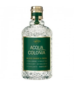 4711 Acqua Colonia Blood Orange & Basil Splash & Spray Cologne 170 ml