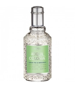 4711 Acqua Colonia Green Tea & Bergamot Eau de Cologne (EdC) 50 ml