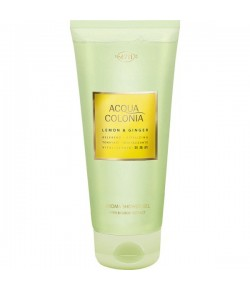 4711 Acqua Colonia Lemon & Ginger Shower Gel - Duschgel 200 ml