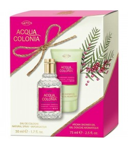 Aktion - 4711 Acqua Colonia Pink Pepper & Grapefruit Geschenkset (EdC50/SG75)
