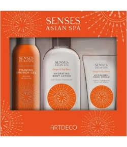 Aktion - Artdeco Asian Spa New Energy Set 100 ml + 200 ml + 75 ml