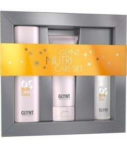 Aktion - Glynt Nutri Care-Set - Oil Shampoo + Oil Mask + Oil Elixir