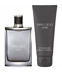 Aktion - Jimmy Choo Man Geschenkset (EdT50/SG100)
