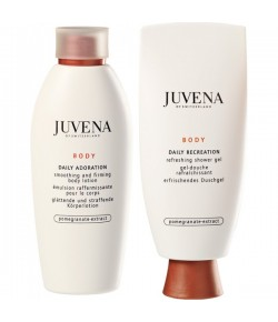 Aktion - Juvena Body Set Refreshing Duschgel 200 ml Adoration Body Lotion 200 ml