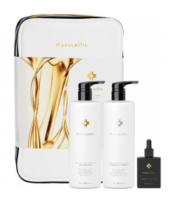 Aktion - MarulaOil Only Classic Care Gift Set inkl. Tasche gratis