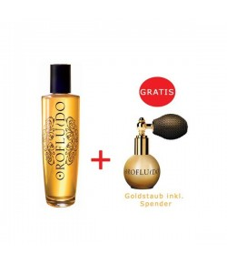 Aktion - Orofluido Beauty Elixir 100 ml + gratis Goldstaub inkl. Spender