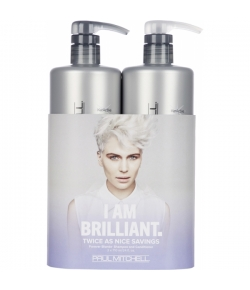 Aktion - Paul Mitchell Blonde Save On Blonde Set 2 x 710 ml