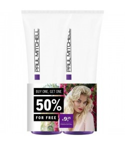 Aktion - Paul Mitchell Extra-Body Sculpting Gel 2 x 200 ml  - Buy One, Get One 50% Off