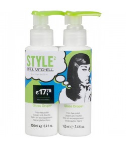 Aktion - Paul Mitchell Gloss Drops 2 x 100 ml  - Buy One, Get One 50% Off