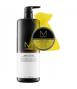 Aktion - Paul Mitchell Mitch Heavy Hitter Liter Special...
