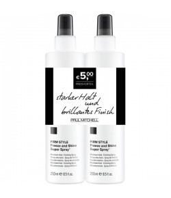 Aktion - Paul Mitchell Save On Duo Freeze And Shine Super...