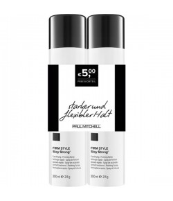 Aktion - Paul Mitchell Save On Duo Stay Strong Set, 2 x...