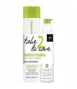 Aktion - Paul Mitchell Save on Duo Smoothing 300 ml + 150 ml