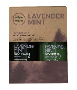 Aktion - Paul Mitchell Tea Tree Lavender Mint Holiday Gift Set Duos