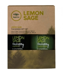 Aktion - Paul Mitchell Tea Tree Lemon Sage Holiday Gift Set Duos