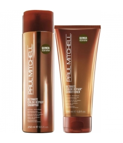 Aktion - Paul Mitchell Ultimate Color Repair Set Shampoo 250 ml + Conditioner 200 ml
