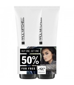 Aktion - Paul Mitchell XTG Fixier-Paste 2 x 100 ml  - Buy One, Get One 50% Off