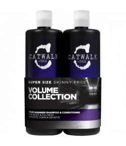 Aktion - Tigi Catwalk Your Highness Tween Duo Shampoo + Conditioner 2 x 750 ml