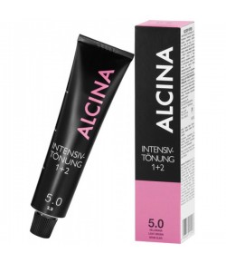 Alcina Color Cream Intensiv-Tönung 5.7 Hellbraun-Braun 60 ml
