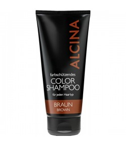 Alcina Color-Shampoo Braun 200 ml