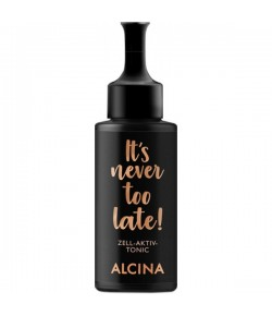 Alcina Its never too late! Zell-Aktiv-Tonic 50 ml