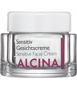 Alcina S Sensitiv Gesichtscreme 50 ml