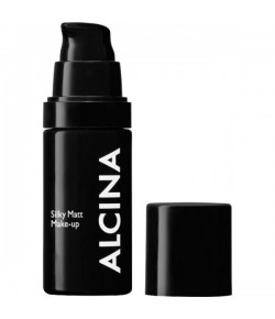 Alcina Silky Matt Make-up 30 ml