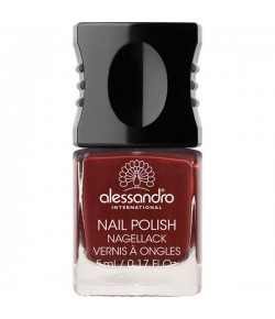 Alessandro Colour Code 4 Nail Polish 24 Shiny Aubergine 5 ml