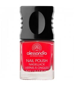 Alessandro Colour Code 4 Nail Polish 30 First Kiss 5 ml