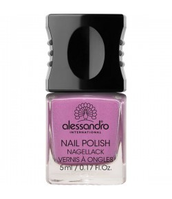 Alessandro Colour Code 4 Nail Polish 34 Silky Mauve 5 ml