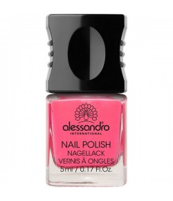 Alessandro Colour Code 4 Nail Polish 42 Neon Pink 5 ml