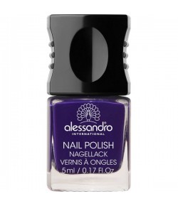 Alessandro Colour Code 4 Nail Polish 58 Blackberry 5 ml