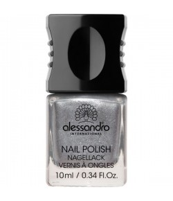 Alessandro Colour Code 4 Nail Polish 74 Silver Moon 10 ml