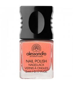 Alessandro Colour Code 4 Nail Polish 81 Peachy Cinderella 5 ml
