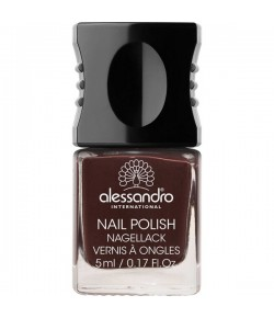 Alessandro Colour Code 4 Nail Polish 83 Black Cherry 5 ml
