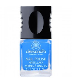 Alessandro Colour Code 4 Nail Polish 917 Baby Blue 5 ml