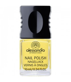 Alessandro Colour Code 4 Nail Polish 923 Limoncello 10 ml