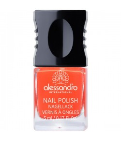 Alessandro Colour Code 4 Nail Polish 925 Papa Papaya 5 ml