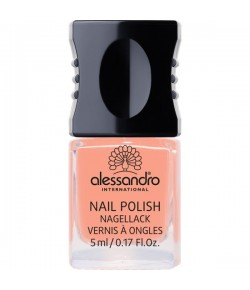 Alessandro Colour Code 4 Nail Polish 927 Crazy Coral 5 ml