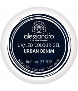 Alessandro Colour Gel 912 Urban Denim 5 g