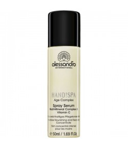 Alessandro Hand!Spa Age Complex Spray Serum 50 ml
