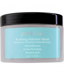 Alessandro Pedix Feet Purifying Vulkanmaske 450 ml