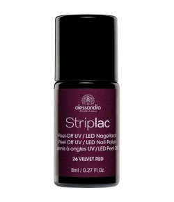 Alessandro Striplac 26 Velvet Red 8 ml