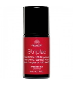 Alessandro Striplac 29 Berry Red 8 ml